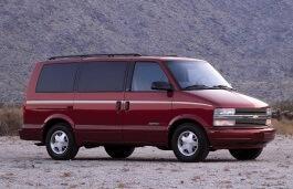 Фото Chevrolet Astro 1995