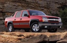 Фото Chevrolet Avalanche 1500 2002