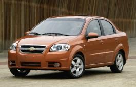 Фото Chevrolet Aveo 2011