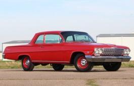 Фото Chevrolet Biscayne 1961