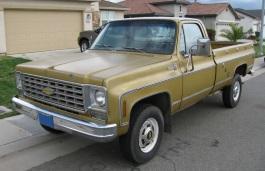 Фото Chevrolet C20 1978
