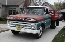 Фото Chevrolet C30 1964