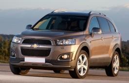 Фото Chevrolet Captiva 2012
