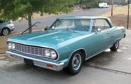 Фото Chevrolet Chevelle 1964