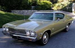 Фото Chevrolet Chevelle 1968