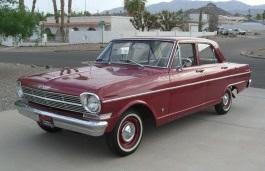 Фото Chevrolet Chevy II 1962