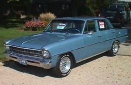 Фото Chevrolet Chevy II 1966