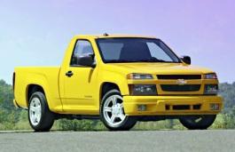 Фото Chevrolet Colorado 2009