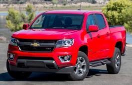 Фото Chevrolet Colorado 2016