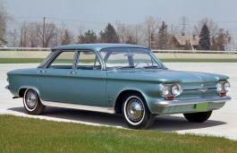 Фото Chevrolet Corvair 1960