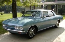 Фото Chevrolet Corvair 1965