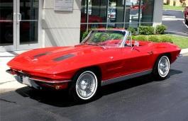 Фото Chevrolet Corvette 1966