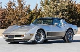 Фото Chevrolet Corvette 1980