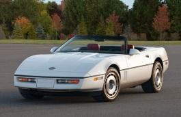 Фото Chevrolet Corvette 1988