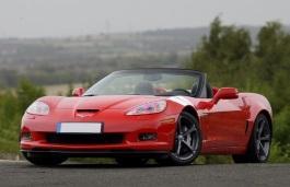 Фото Chevrolet Corvette 2012