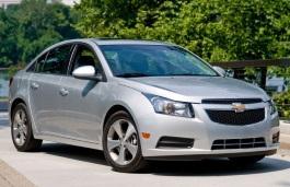 Фото Chevrolet Cruze 2011