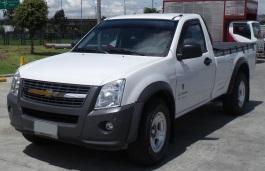 Фото Chevrolet D-Max 2009