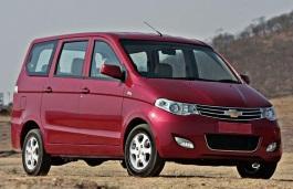 Фото Chevrolet Enjoy 2013