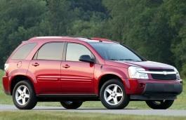 Фото Chevrolet Equinox 2005