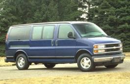 Фото Chevrolet Express 1500 2002