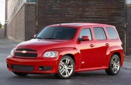Фото Chevrolet HHR SS 2008