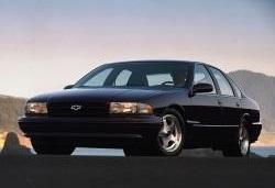 Фото Chevrolet Impala 1994