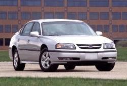 Фото Chevrolet Impala 2002