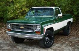 Фото Chevrolet K10 1979