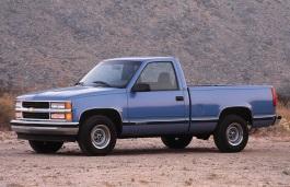 Фото Chevrolet K1500 1992