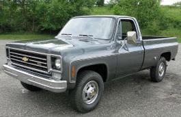 Фото Chevrolet K20 1979