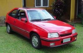 Фото Chevrolet Kadett 1989