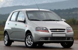 Фото Chevrolet Kalos 2005