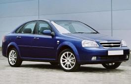 Фото Chevrolet Lacetti 2003