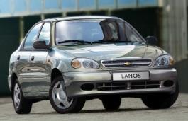 Фото Chevrolet Lanos 2009