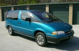 Фото Chevrolet Lumina Van 1996