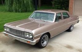 Фото Chevrolet Malibu 1964