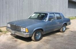 Фото Chevrolet Malibu 1979