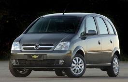Фото Chevrolet Meriva 2005