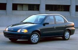 Фото Chevrolet Metro 1998