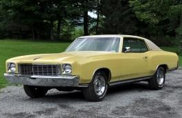 Фото Chevrolet Monte Carlo 1970