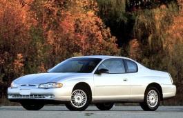 Фото Chevrolet Monte Carlo 2005