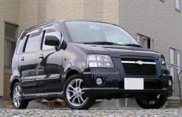 Фото Chevrolet MW 2003