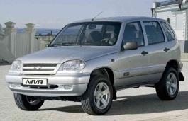 Фото Chevrolet Niva 2007