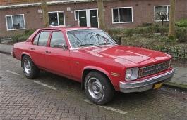 Фото Chevrolet Nova 1978