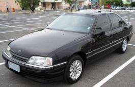 Фото Chevrolet Omega 1998