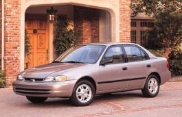 Фото Chevrolet Prizm 1998
