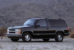 Фото Chevrolet Silverado 1995