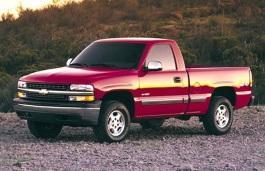 Фото Chevrolet Silverado 2500 HD 2001