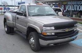 Фото Chevrolet Silverado 3500 2001
