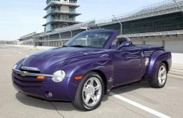 Фото Chevrolet SSR 2006